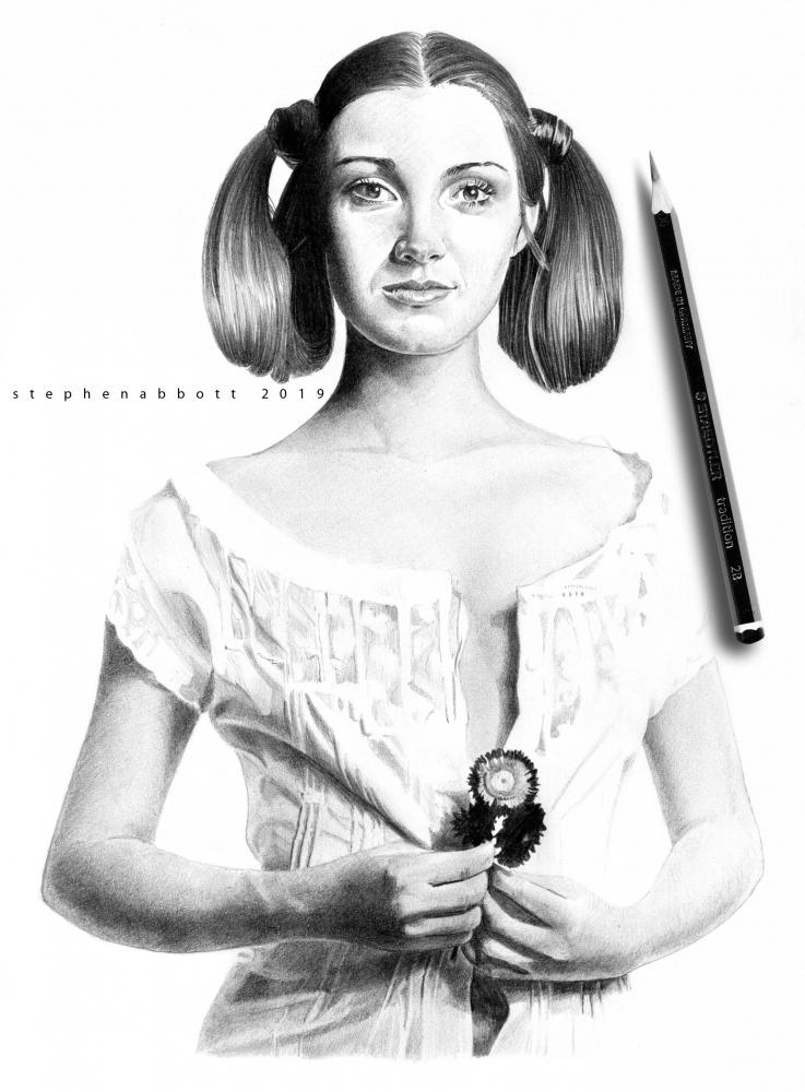 Jane Seymour por StephenAbbott